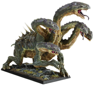 mierce miniatures tygandr hydra of khthon. Black Bedroom Furniture Sets. Home Design Ideas